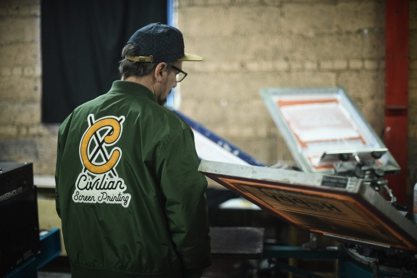 FASHION FORWARD:  HOW CIVILIAN SCREEN PRINTING & ALPINE PRINT COMPANY ARE CRAFTING HOPE