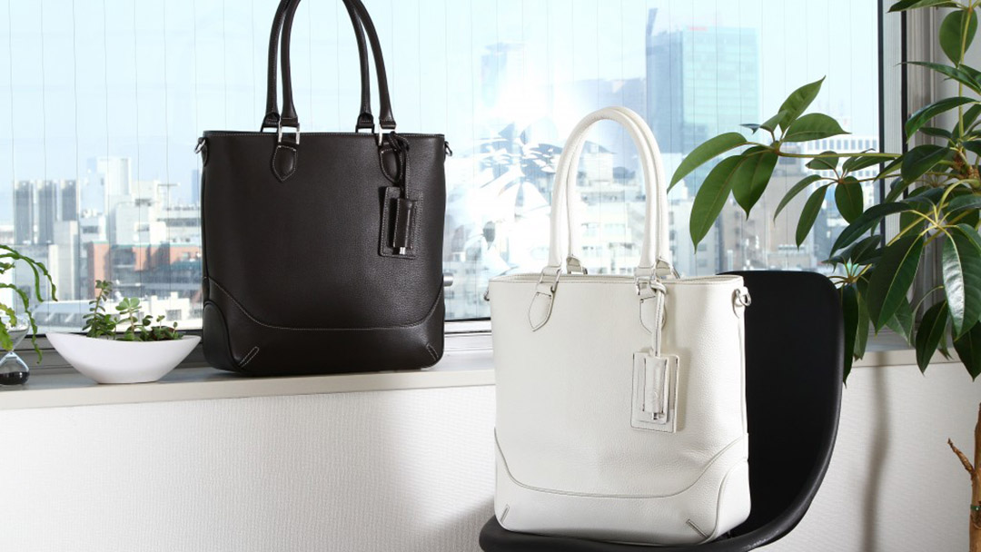 ペッレモルビダ トートバッグ 縦型 Tote Bag(height) Maiden Voyage PELLE MORBIDA PMO-MB046