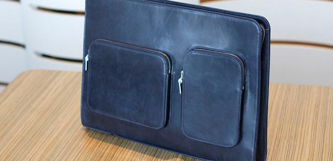 アニアリ NIL クラッチバッグ New Ideal Leather Clutch ANIARY 11-08002
