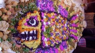 マサラワーラーの『え!?寿司屋で南インド料理で絵を描く!?』イベントです!