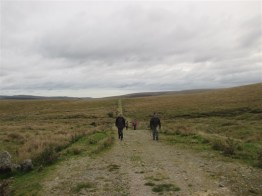 The 'Conshies Path' to Princetown