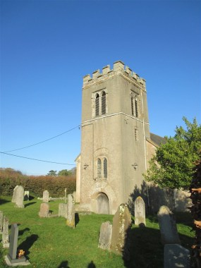 Trusham Church
