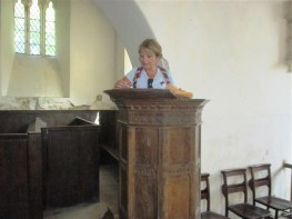 A sermon from West Ogwell Church