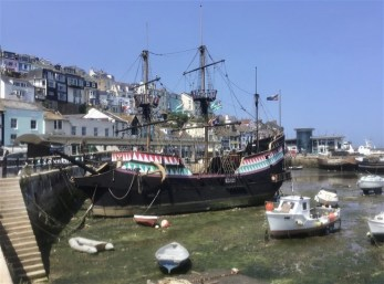 The Golden Hind, Brixham