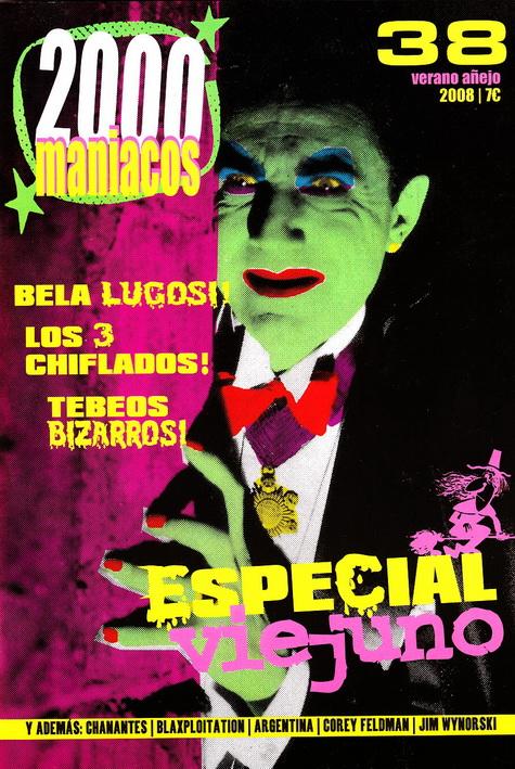 ¡¡ATRACÓN DE CINE BIZARRO Y MONSTRUOS DE SERIE Z!!