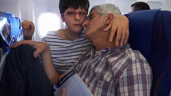 La maravillosa historia de un padre y su hija