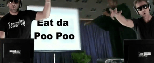 Eat da poo poo REMIX