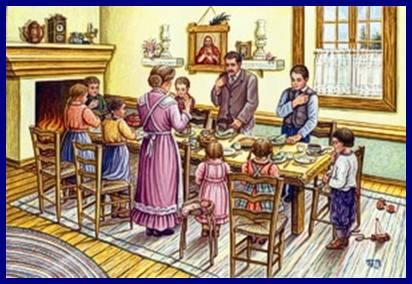 Quien fue el gilipollas que inventó lo de rezar antes de comer?