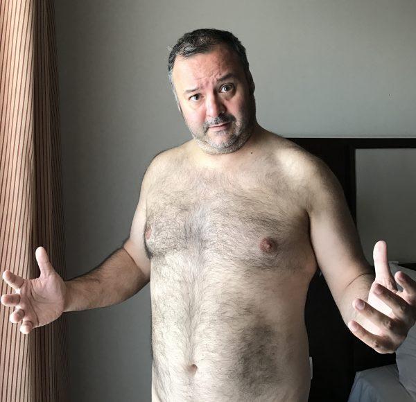He adelgazado 12 kilos!