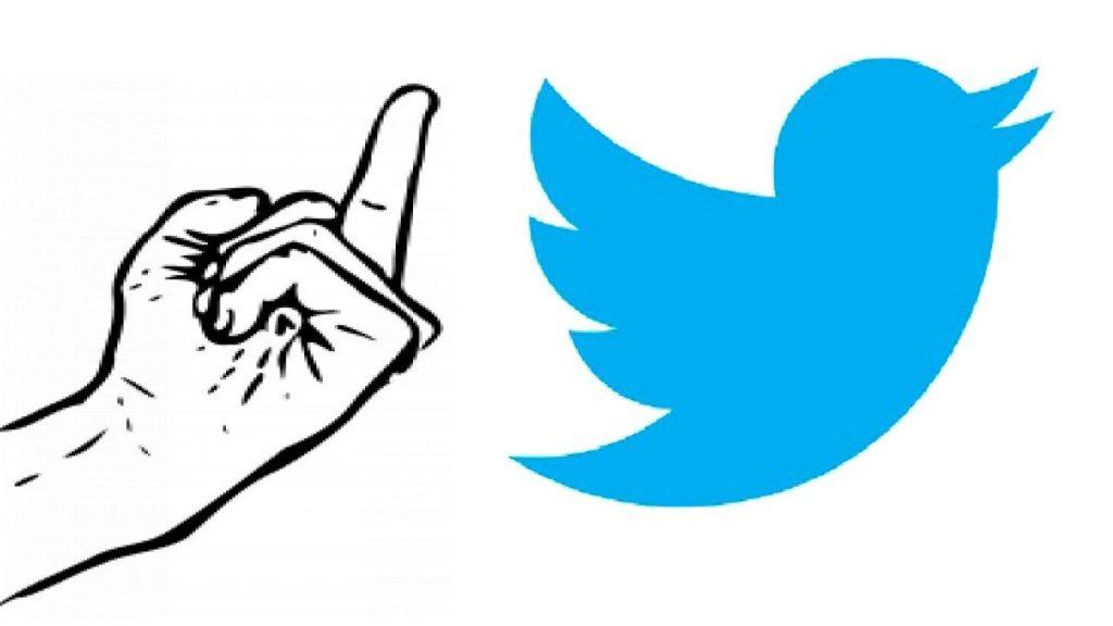 La basura de Twitter suspende definitivamente mi cuenta