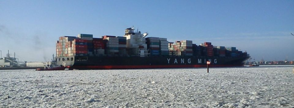 Hamburg - Harbour 2012