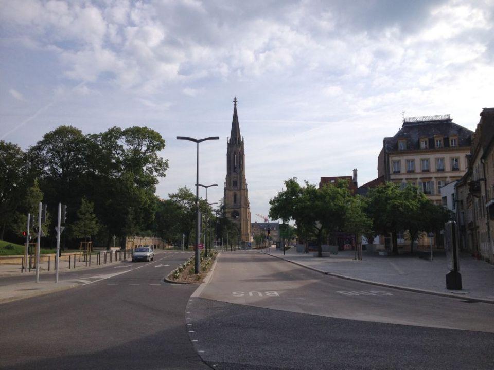 Church in Metz