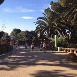Park Güell Runners