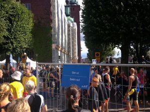 City Hall Stockholm Triathlon 2014