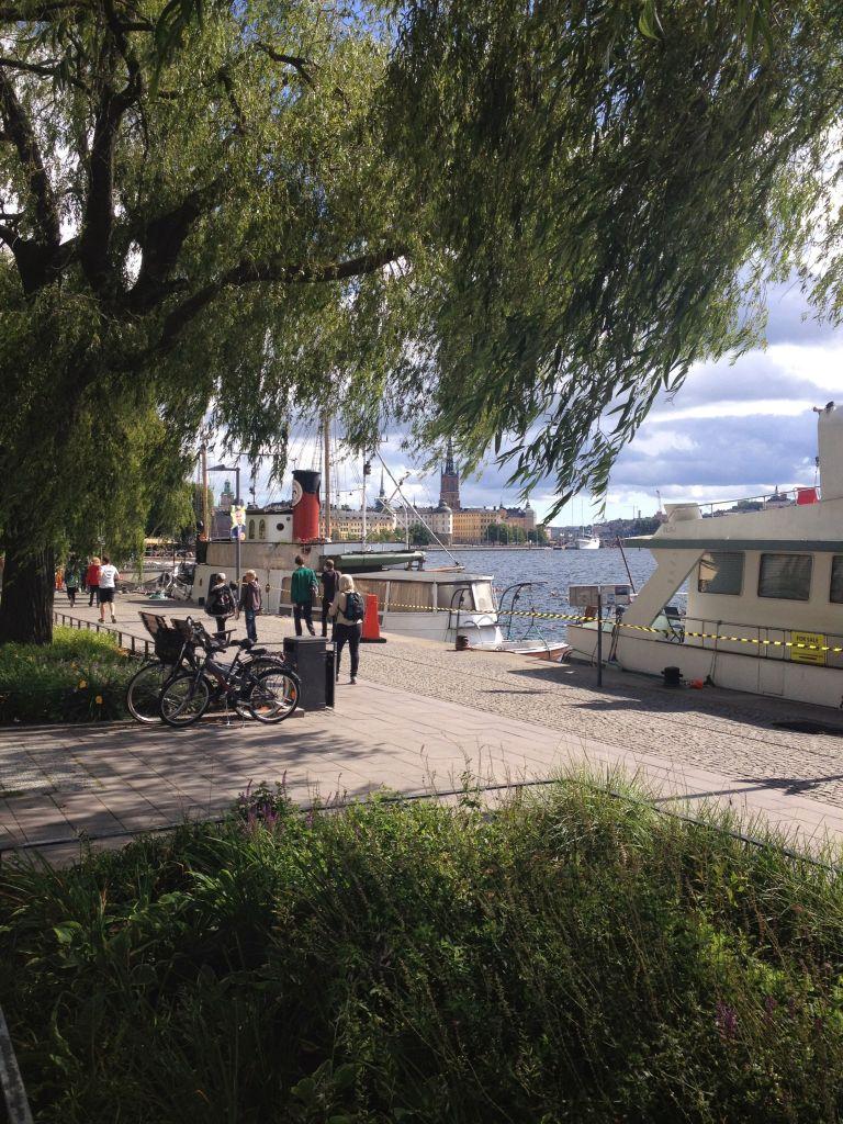 Norr Mälarstrand Stockholm
