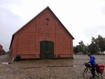 Barn at Voergaard Castle