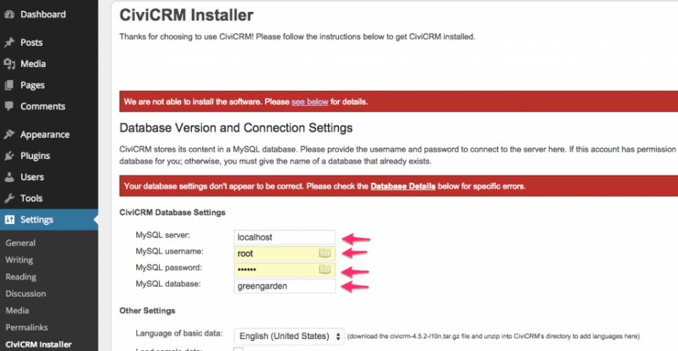 CiviCRM_Installer