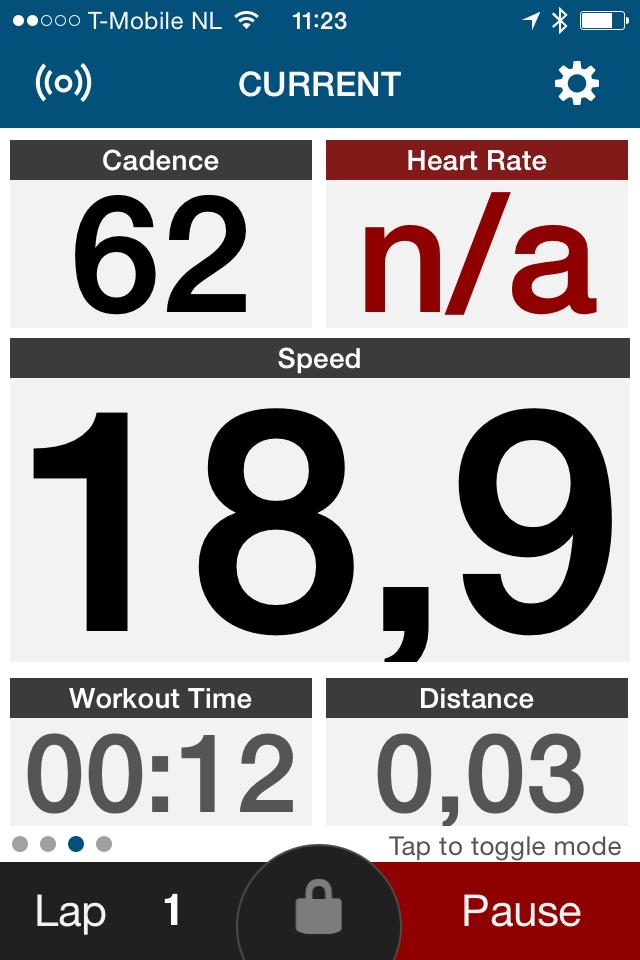 Wahoo Speed & Cadence