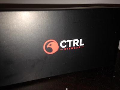 ctrl one eyewear package