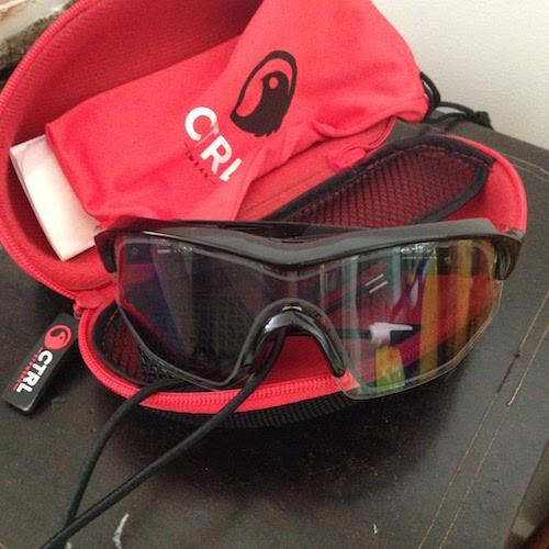 ctrl one eyewear in the box