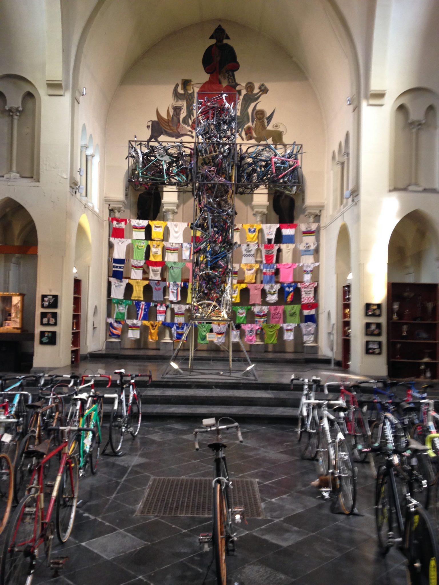 wielermuseum roeselare belgium