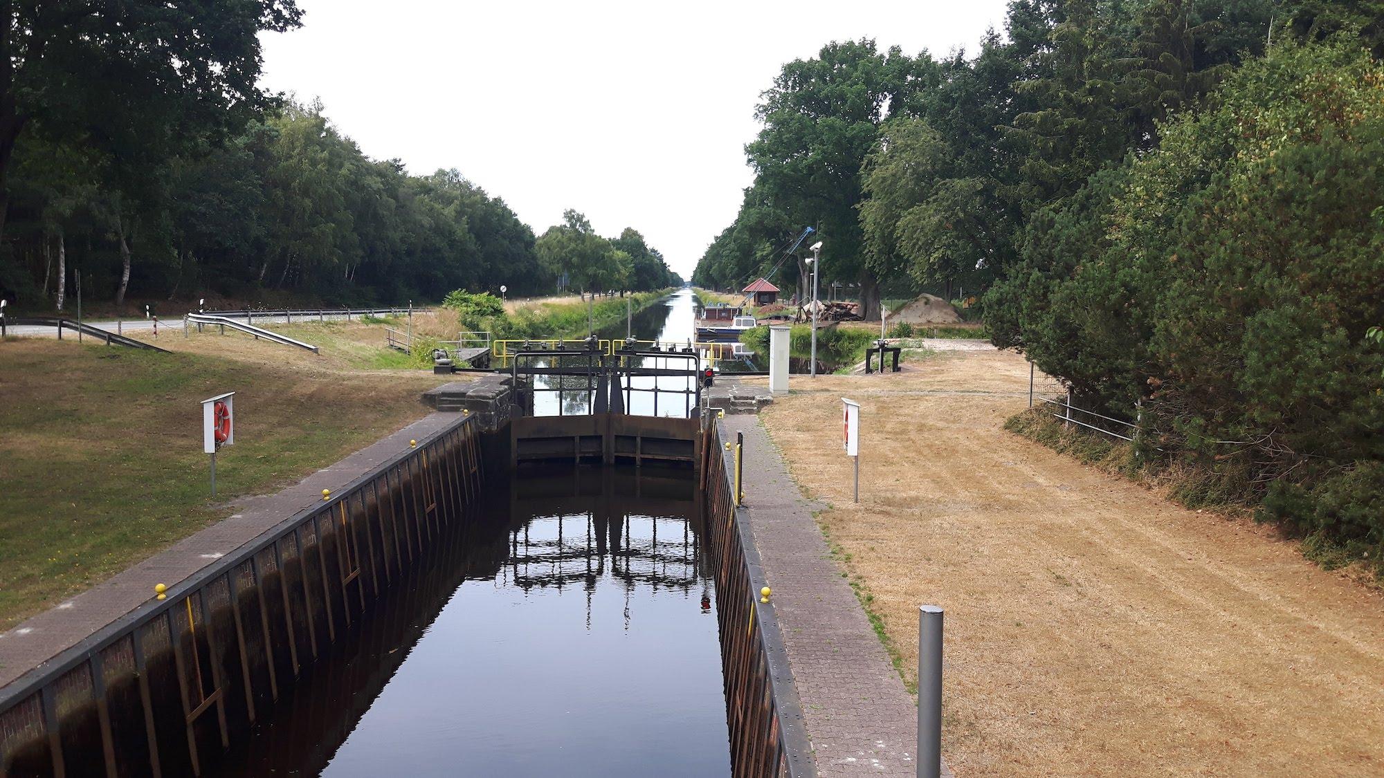 Canal Near Haren Germany