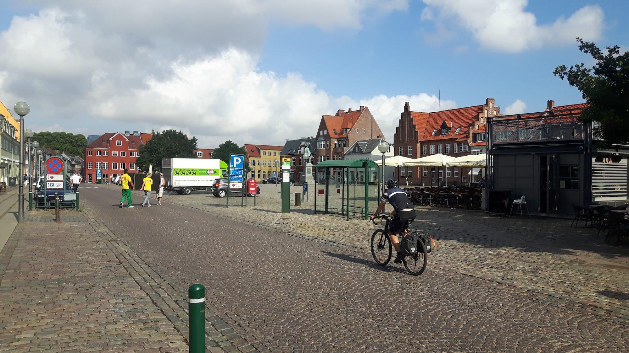 South of Kobenhavn Denmark