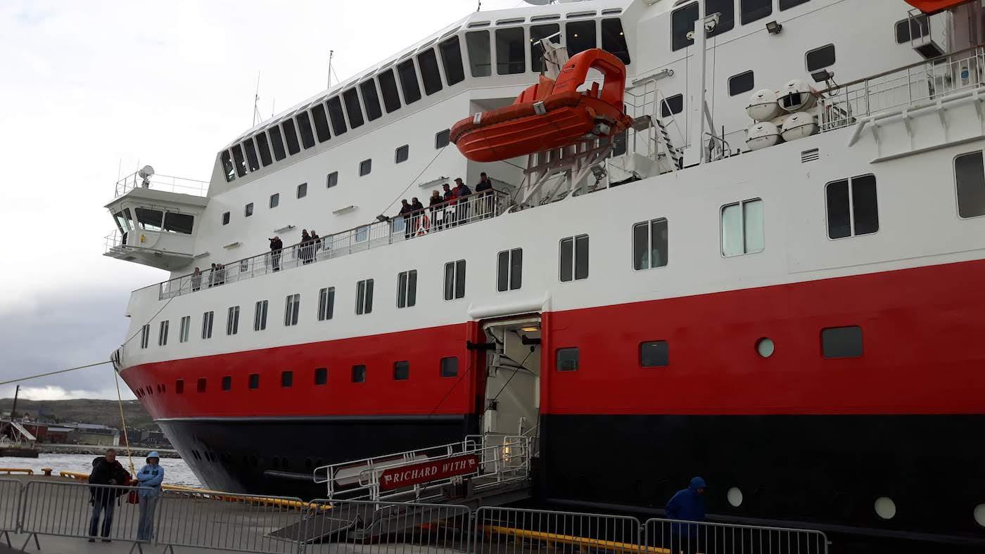 Kirkenes Harbour Norway