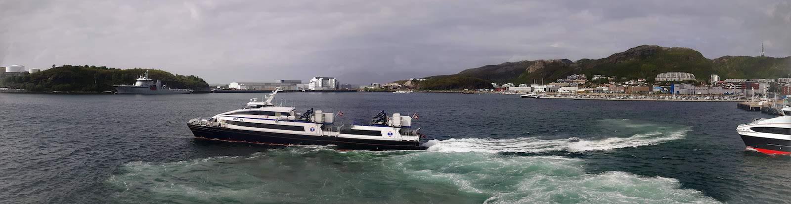 Boats Bodo Norway