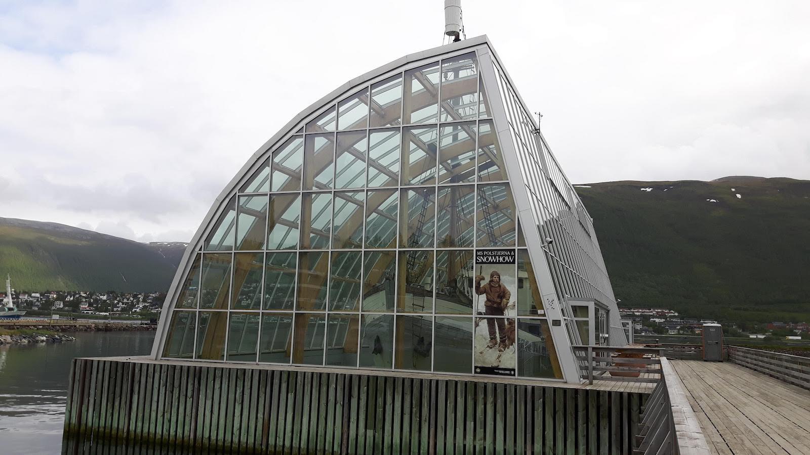 Aquarium Tromso Norway