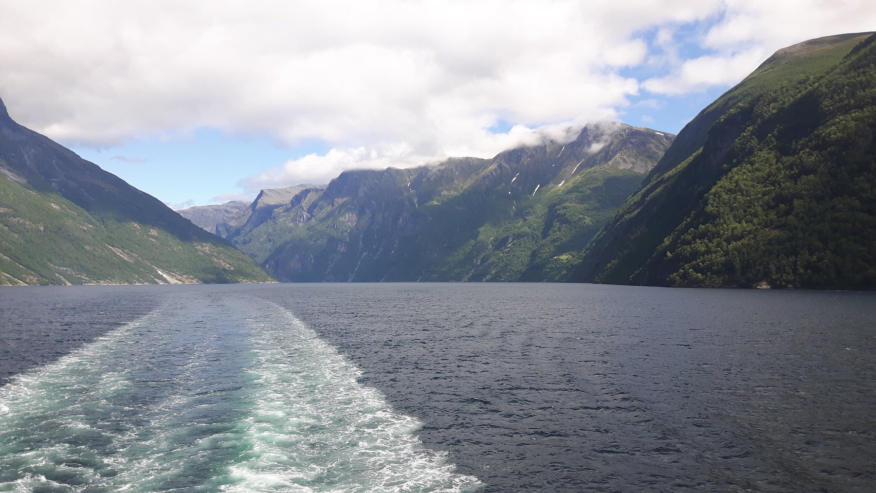 From Actor Geirangerfjord Norway