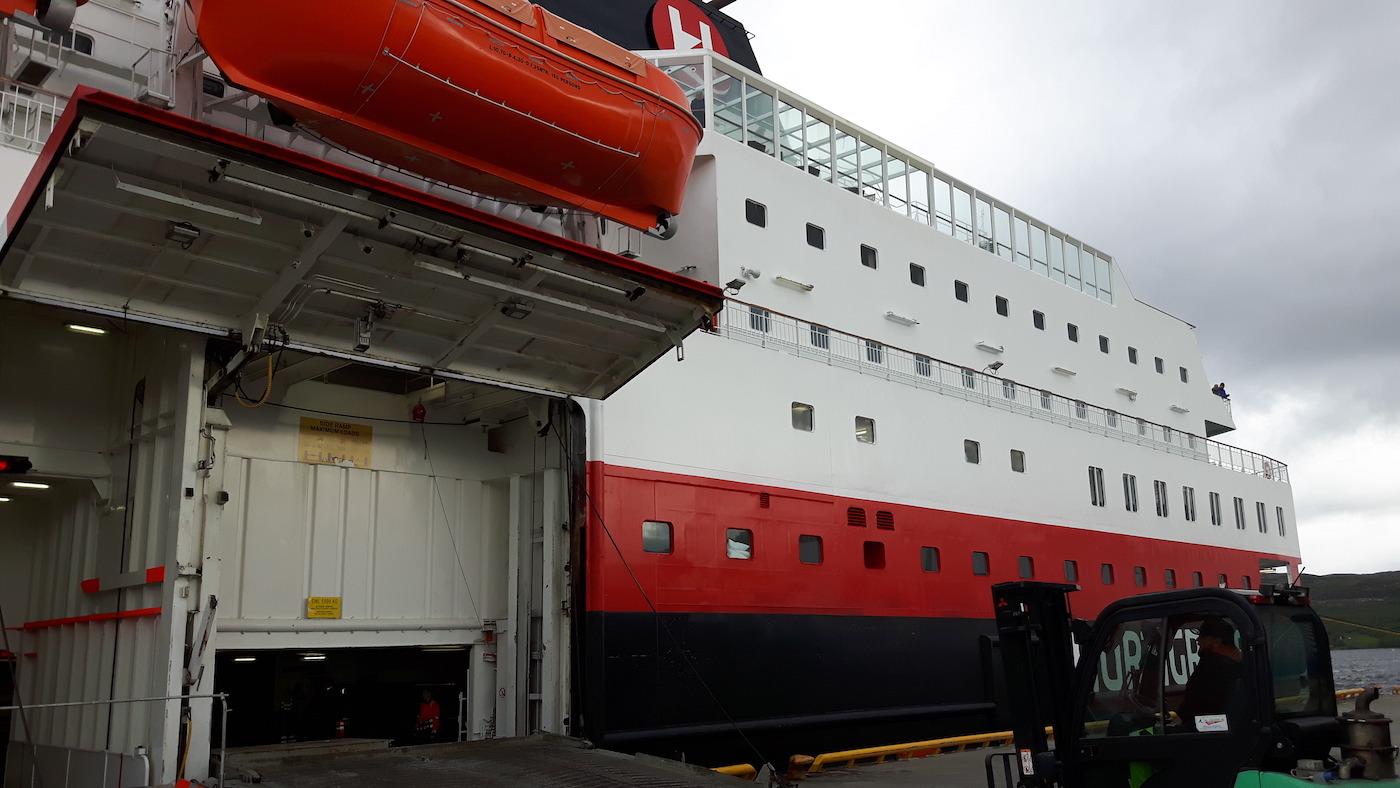 Kirkenes Harbour Norway Harbour