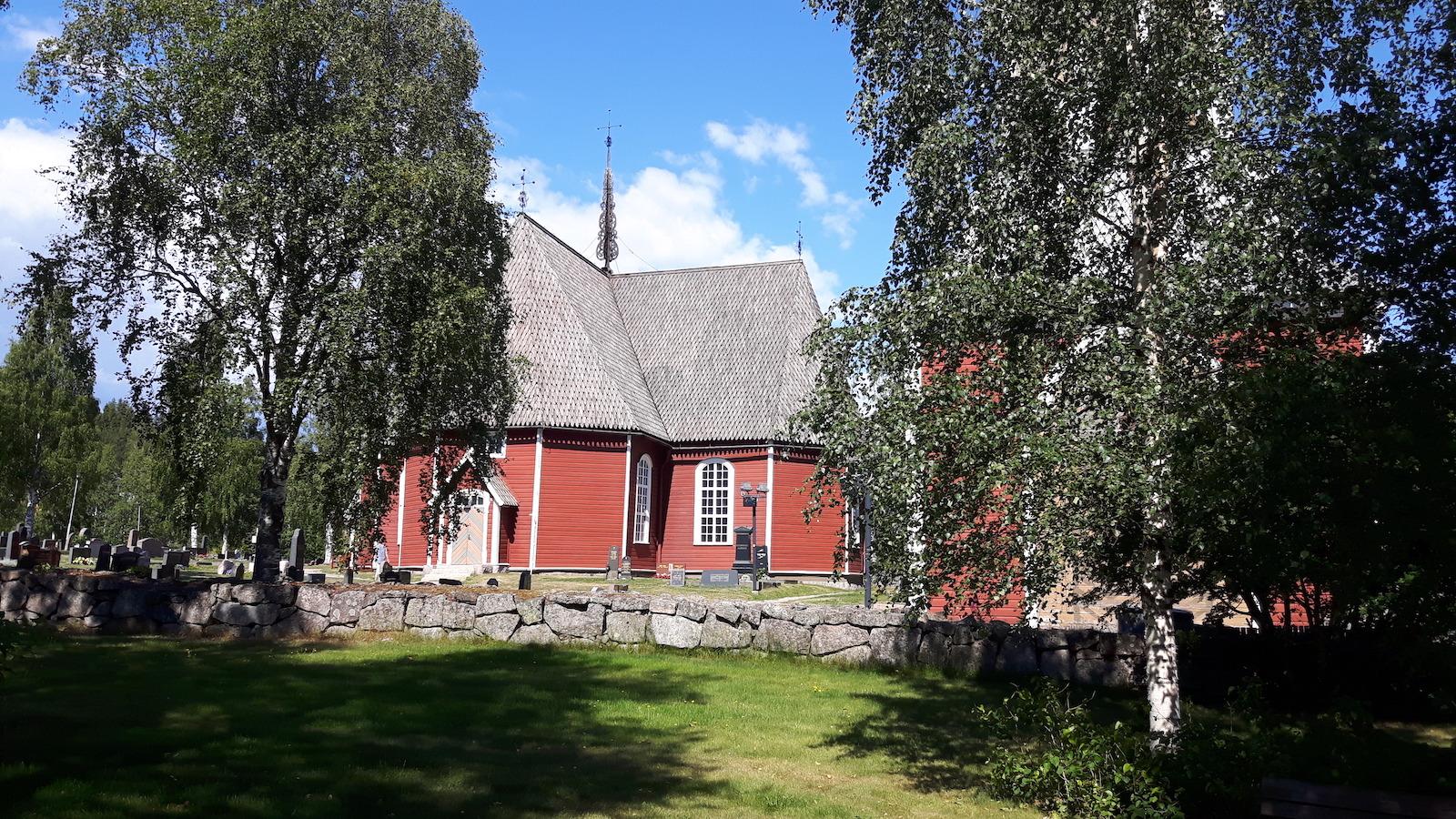 Övertorneå Church Sweden