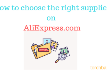 how to choose supplier on aliexpress in nigeria
