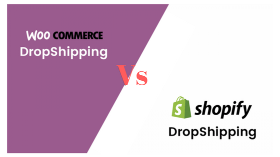 woocommerce dropshipping vs shopify dropshipping