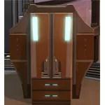 Equipment Locker: Fancy