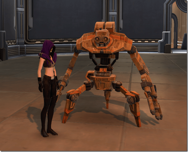 Fabrication Droid (Industrial) 2