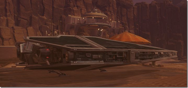 Fury-Class Imperial Interceptor