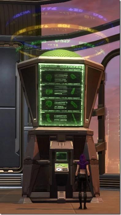 Galactic Trade Network (Kiosk) 2