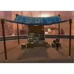 Arrangement: Merchant Stall