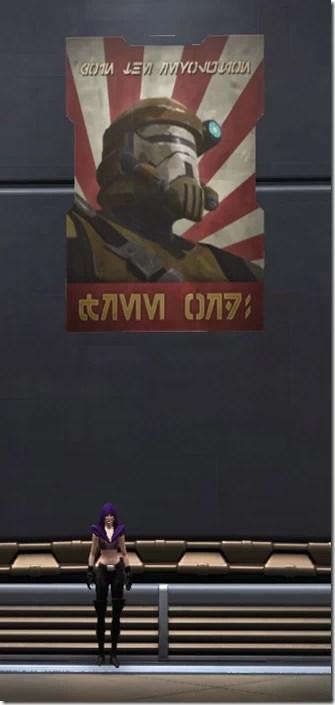 Poster Sepratist Forces