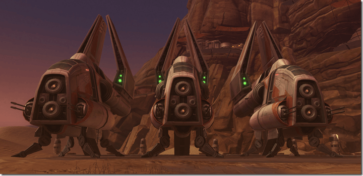 Republic Transport Shuttles 2
