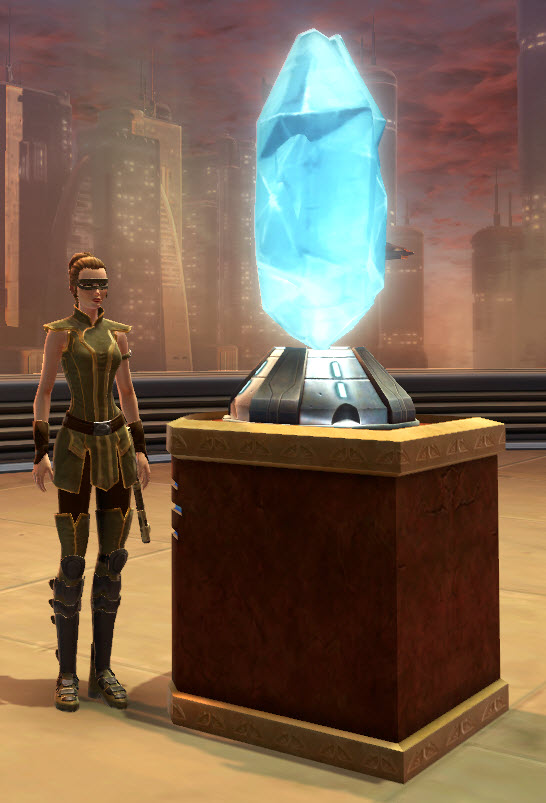 Senate Podium (Crystal) 2