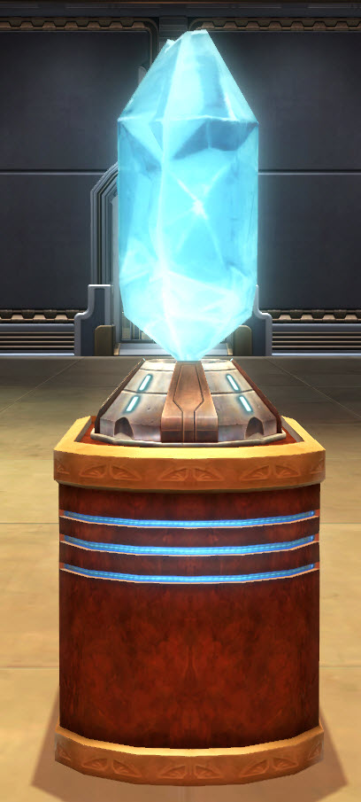 Senate Podium (Crystal)