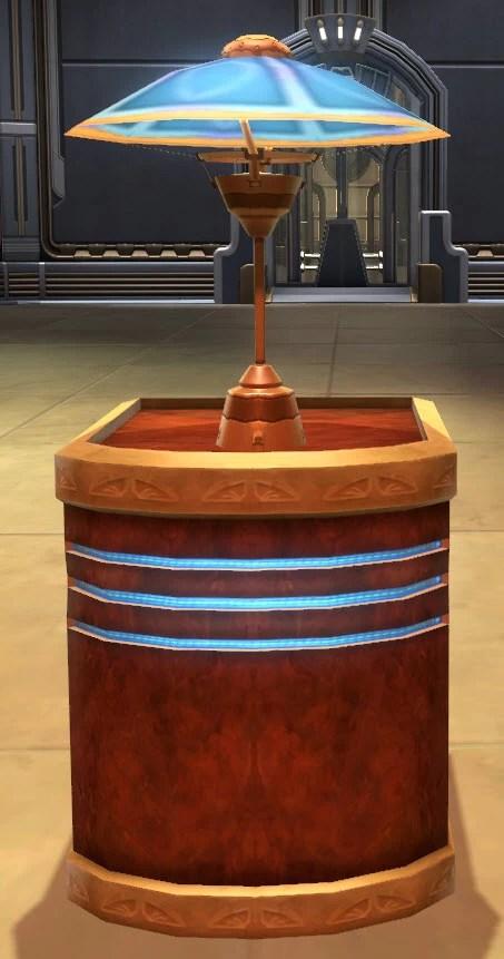 Senate Podium (Lamp)
