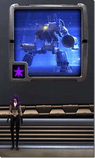 Trophy Annihilation Droid XRR-3 (HM)
