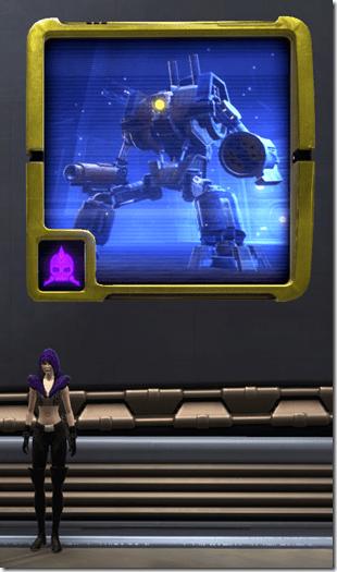 Trophy Annihilation Droid XRR-3 (NM)