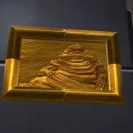 Landscape: Gold Plated Hutt