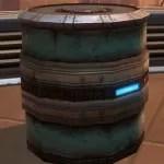 Plasteel Tech Barrel
