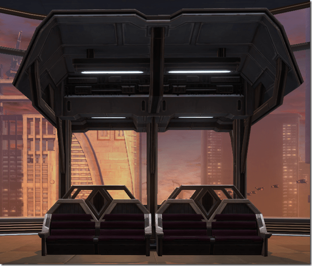Arangement Speeder Station Preview